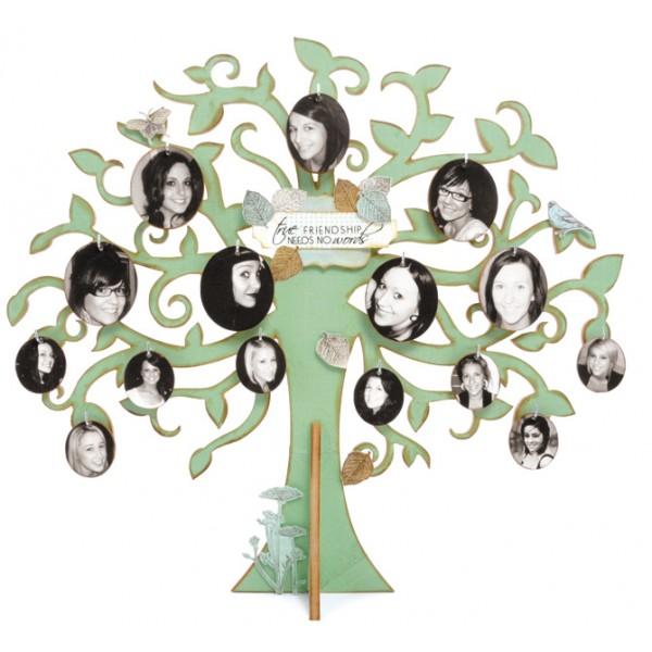 Family tree wall decor